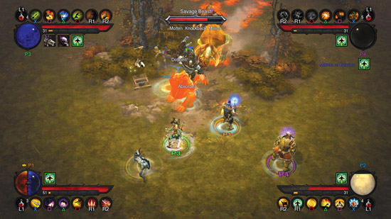 Diablo 3 for the PS3