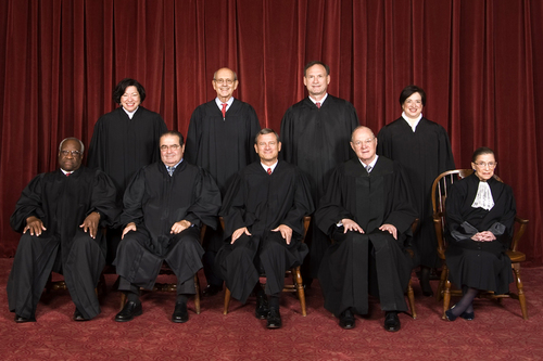Supreme Court US 2010 thumb 500x333 3217
