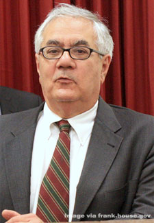 Barney Frank via frank.house.gov