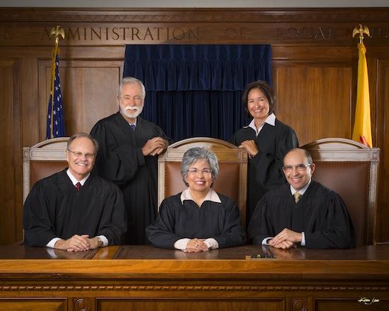 Supreme Court Justices Rhode Island