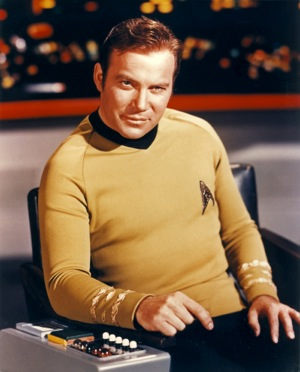 James Kirk Star Trek