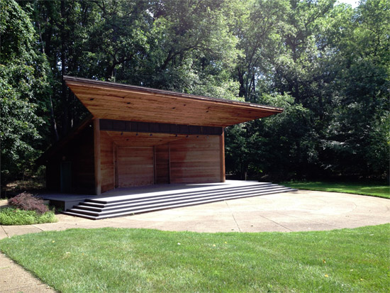 Wolf Trap Little Meadow Pavillion