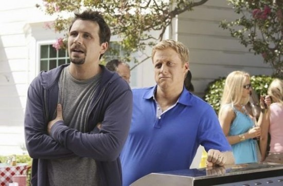 SUBURGATORY The Barbecue Episode 2 5 550x363