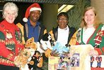 Mayor Anthony Williams' 5th Annual Holiday Party and Children's Gift Drive #6