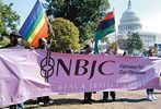 National Black Justice Coalition Rally March #17