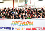 2014 Gay Games Hosting Rally #11