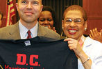 Del. Eleanor Holmes Norton's Marriage Equality Celebration #2