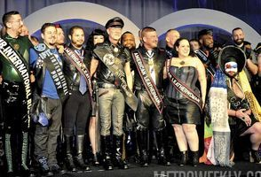 Mid-Atlantic Leather Contest 2016