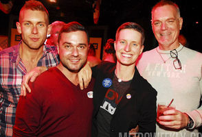 Human Rights Campaign's Election Night at Town #14