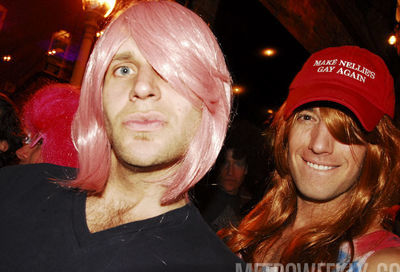 The 8th Annual Wig Night Out #16