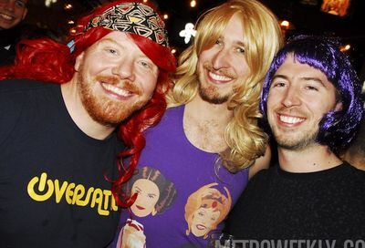 The 8th Annual Wig Night Out #17