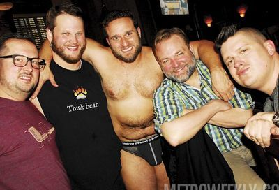DC Leather Pride Meet and Greet #13
