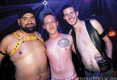 DC Leather Pride Meet and Greet #15