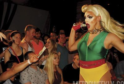 Pride at Town with Tatianna and Boomer Banks #2