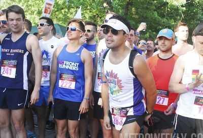 The 5th Annual DC Front Runners Pride Run 5K #1