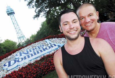 BHT's Pride Night at Kings Dominion #11