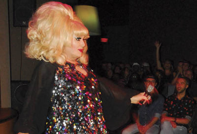Town's 10th Anniversary featuring Lady Bunny #59