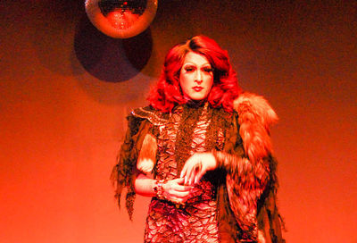 Town Welcomes Back Its Original Drag Cast