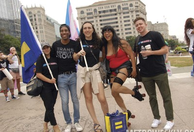National Trans Visibility March #13