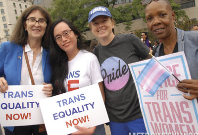 National Trans Visibility March #25