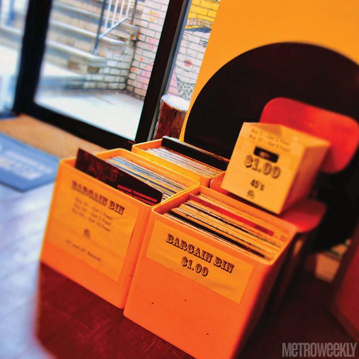 Vinyl Destinations Metro Weekly