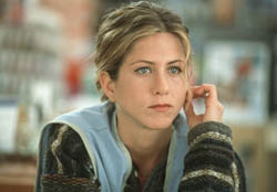 Adultry, anyone?: Aniston.