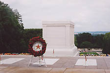 The Tomb of the Unknowns atArlington National Cemetery
