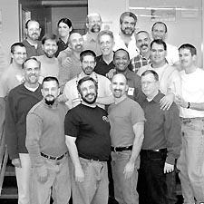 Members of the D.C. Lambda Squares