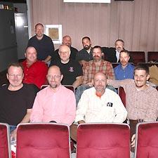 Members of the D.C. Movie Bears