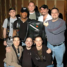 Members of D.C. Boys of Leather