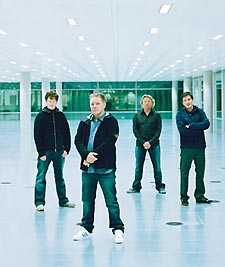 Blue Faith: New Order