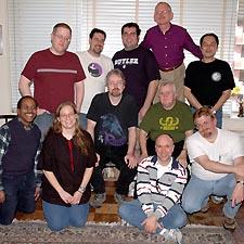 Members of Lambda Sci-Fi