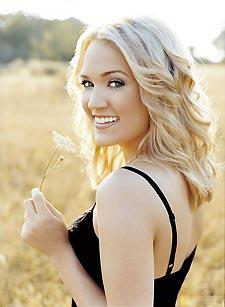 Country idol: Underwood