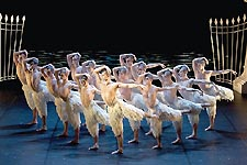 Matthew Bourne's 'Swan Lake'