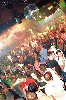 Apex is a popular nightlife stop for 18-and-over gays. Photo by [file photo]