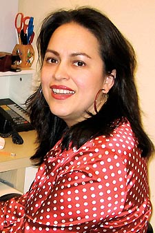 Dilcia Molina Photo by Yusef Najafi