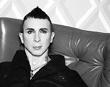 Almond Joy: Marc Almond