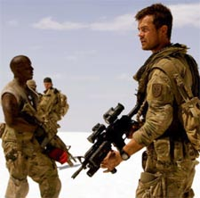 Tyrese Gibson and Josh Duhamel: Transformers