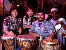 World Drummers
