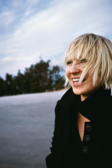 Better late than never: Sia