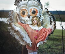 Sensory overload: Goldfrapp and Gregory