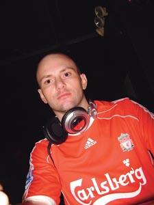 DJ Jerome Farley