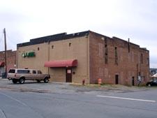 New Ziegfeld's location
