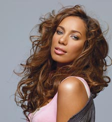 Simon Says: Leona Lewis Photo by Randall Slavin