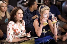 Tina Fey and Amy Pohler in 'Baby Mama'