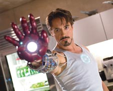 Robert Downey Jr: Iron Man