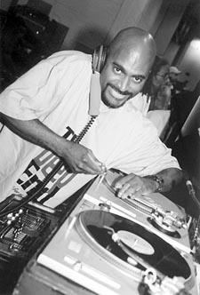 DJ Mandrill