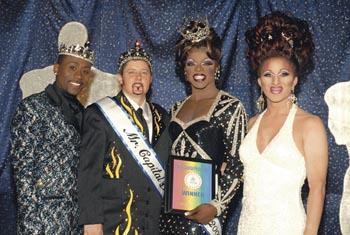 Mr. & Miss Capital Pride