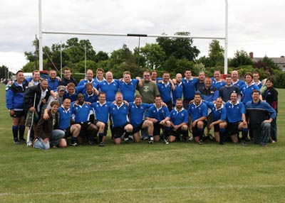 Washington Renegades Rugby Football