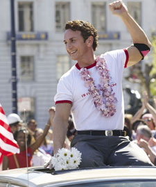 Sean Penn as Harvey Milk